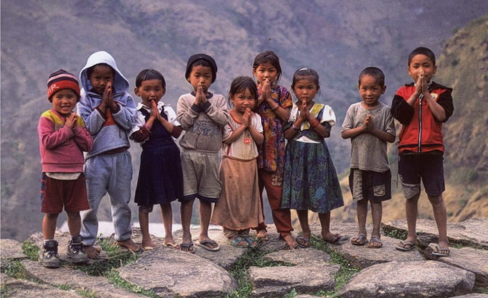 save Our Children Nepal