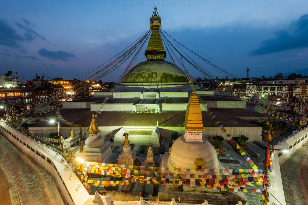 Boudha-Stupa-nepal-kathmandu