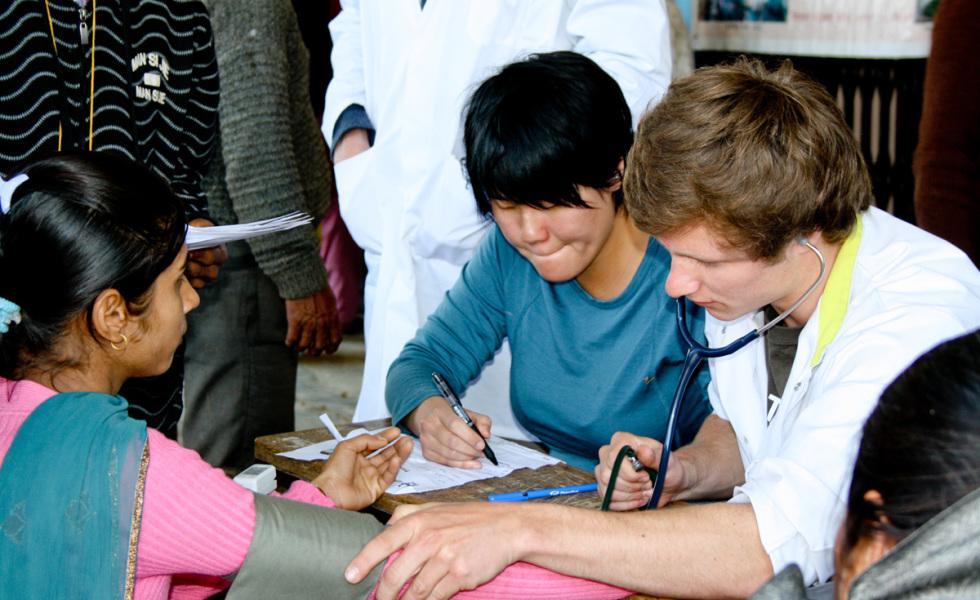 Volunteering in Local Hospital in Nepal
