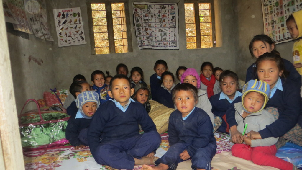 School in Nuwakot