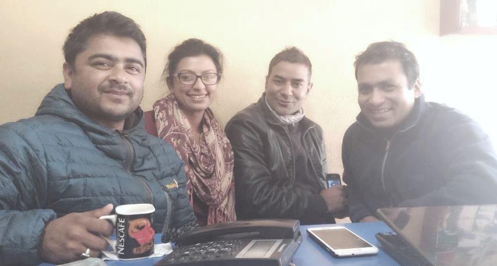 Team Members -Sccn Nepal