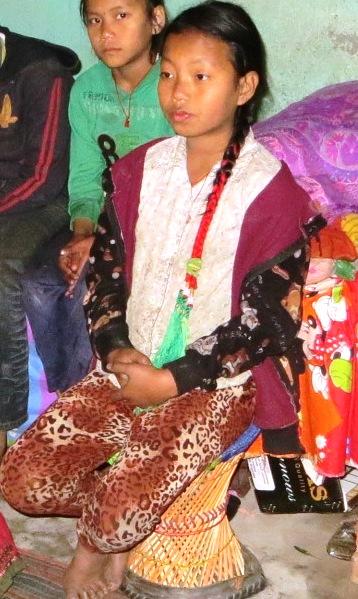 SCCN Child Sponsorship Purnima