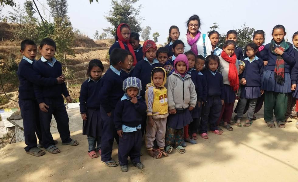 Shree Amar School Child